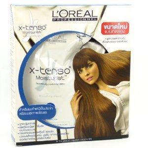 L'Oréal X-Tenso Lisseur Crème / défrisage Pour: cheveux sensibilisés