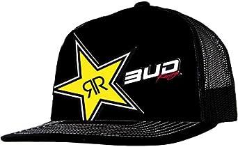 BUD RACING Rockstar Cap: Amazon.es: Ropa y accesorios