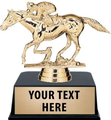 Crown Awards Horse Trophies with Custom Engraving, for sale  Delivered anywhere in USA