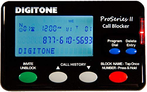 Digitone ProSeries II Call Blocker