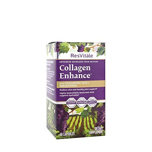 (ResVitle Collagen Enhance 60 Vegetarian)