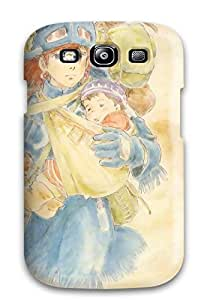 Hot Nausicaa Of The Valley Of The Wind First Grade Tpu Phone Case For Galaxy S3 Case Cover