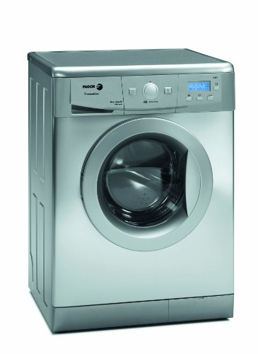 amazoncom fagor fas3612x 24inch washerdryer combination with 16 program capacity silver appliances - Washer Dryer Combo All In One