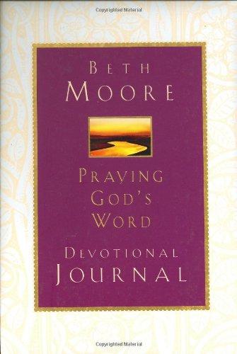 Download Praying God's Word: Devotional Journal pdf epub
