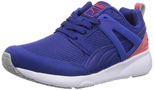 Pumas Chaussures De Sport Arille Unisexe Adulte Bleu (bleu Mazarine 05)