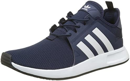 promo code 2016b a2e6a Adidas X PLR Shoes for Men 41 EU, Navy - CQ2407: Amazon.com