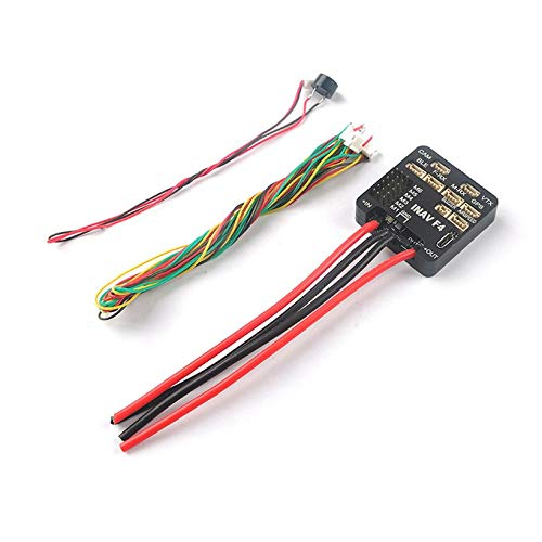 INAV F4 Flight Controller with OSD Buzzer BEC for RC Airplane Standard Version by Wikiwand (Image #5)