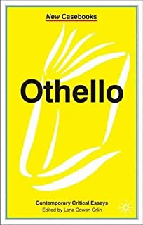 othello critical essays shakespearean criticism amazon co uk  othello new casebooks