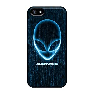 Iphone 5/5s ZVi10675buse Customized HD Alienware Pictures Anti-Scratch Hard Phone Cases -AlainTanielian