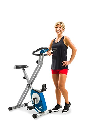 XTERRA Fitness FB150 Folding Exercise Bike, Silver by XTERRA Fitness (Image #9)