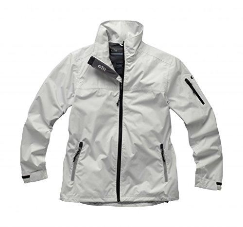 Gill Women's Crew Lite Jacket Silver 14