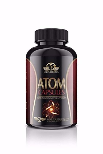 new Popular ''Atom'' Burns Fat Energy Booster Assist with Weight Loss