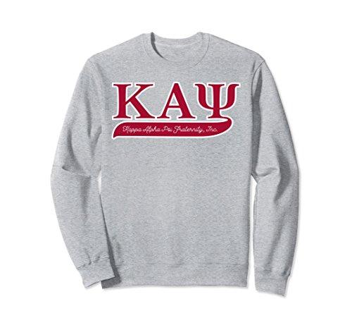 Unisex Kappa Alpha Psi Fraternity, Inc. Sweatshirt XL: Heather (Kappa Classic Sweatshirt)