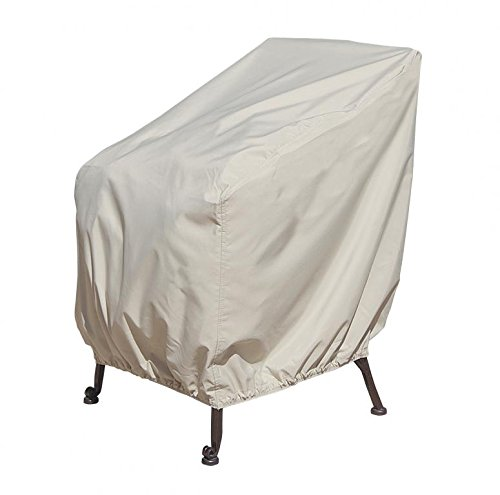 Treasure Garden Protective Patio Furniture Cover CP211 Curved Lounge Chair - Protective Furniture Covers
