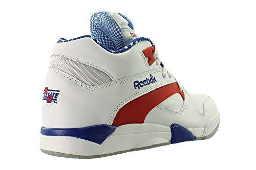 azul Deportivas Victory Zapatillas Blanco Uk7 Hombre América 5 Size Pump Blanco azul rojo M43257 Reebok Court Para Capitán rojo UqxX5Yw