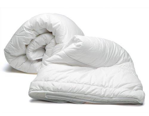 Burrito Blanco - Relleno nórdico Confort 100 gr/m² para cama de 90 cm, color blanco