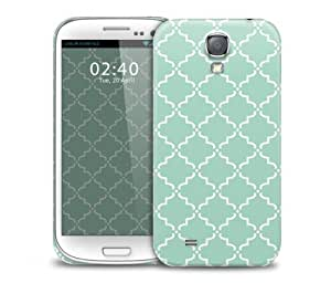 green lines Samsung Galaxy S4 GS4 protective phone case