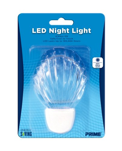 Led Shell Night Light in US - 4
