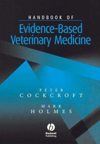 Handbook of Evidence-Based Veterinary Medicine