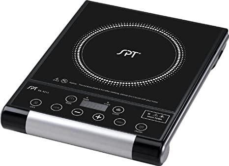 Amazon.com: SPT micro-computer radiante Cooktop: Kitchen ...