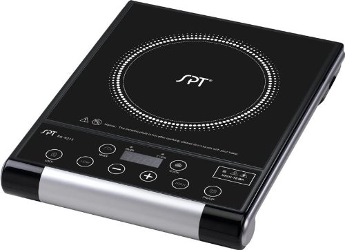 SPT Micro-Computer Radiant Cooktop Sunpentown RR-9215
