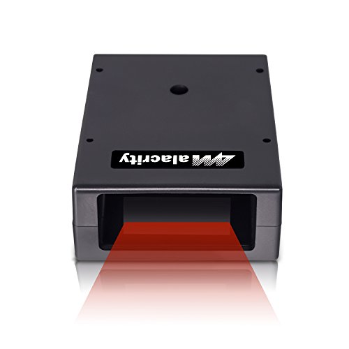 Embedded Mini USB Fixed Mount Barcode Scanner Scan Engine,Alacrity Laser Barcode Reader Module Scanner Portable Bar Code Scanner