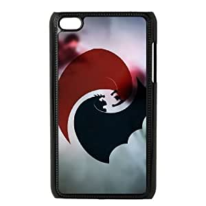 iPod 4 Black Cell Phone Case Superman vs Batman STY790346 Phone Case For Guys