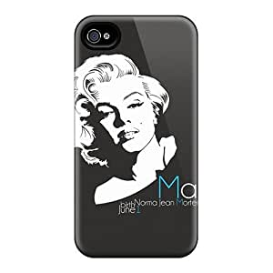 New Iphone 6plus Cases Covers Casing(marilyn Monroe)