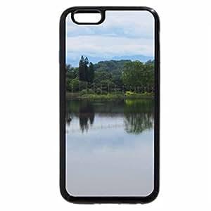 iPhone 6S Plus Case, iPhone 6 Plus Case, Suspension bridge in the Lake