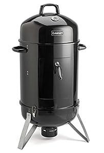 Cuisinart Vertical Charcoal Smoker from legendary Cuisinart