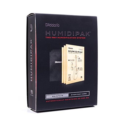 D'Addario Two-Way Humidification - Store Faq