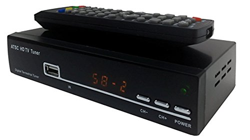 Digital HD Broadcast TV Receiver With Timer Scheduled ()