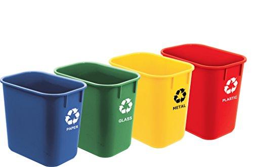 Acrimet Wastebasket Recycling 13QT Units
