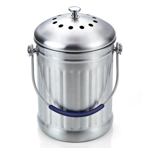 Neway International Housewares 0.13 Cu. Ft. Kitchen Compost