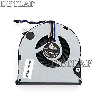 dbtlap nuevo ventilador de CPU compatible HP ProBook 6465b 6470b 6475b Cooler ventilador