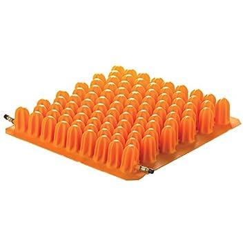 Ayudas dinamicas - Cojin de celdas de aire con 2 valvulas , talla 51x50x10