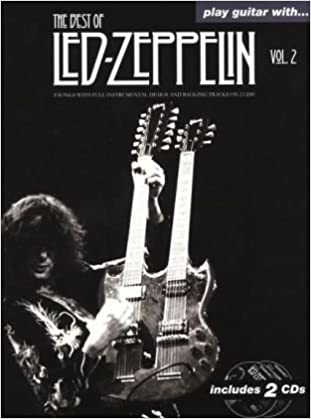 Play Guitar With... The Best Of Led Zeppelin: Volume 2 Book & CD ...
