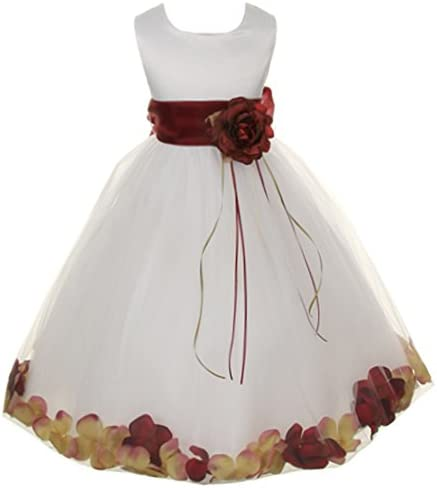 Bodice Floating Flower Petals Double product image