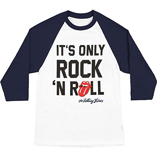(Only Rock N' Roll Raglan)