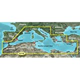 Garmin Bluechart G2 - HXEU718L - Mediterranean Sea - MicroSD & SD