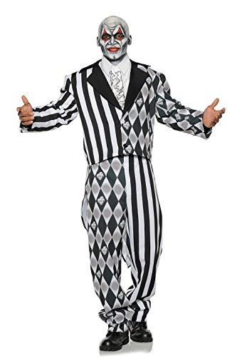 The Jester Adult Costume - XX-Large