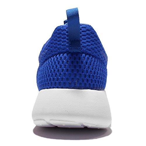 Nike Mens Roshe One Hyp Br Scarpa Da Corsa Racer Blu / Racer Blu-bianco