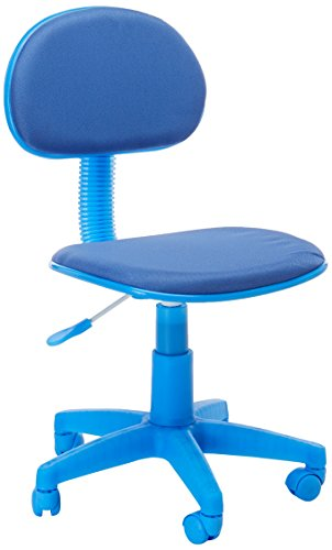 Flash Furniture Blue Fabric Swivel Task Chair