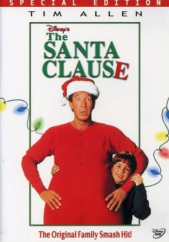 The Santa Clause (Full Screen Special -