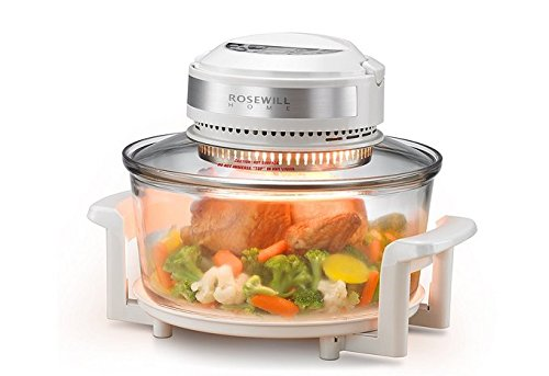Rosewill RHCO-16001 Infrared Halogen Convection Technology Digital Oven with Extender Ring Rosewill.. SONYCM167