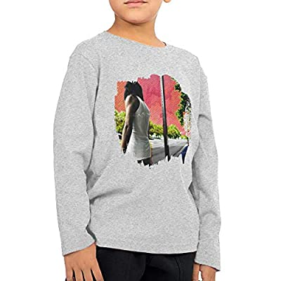 Wwdcd Kids J. Cole Album of The Year Particular Long Sleeve Shirt Gray