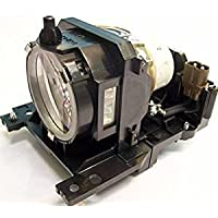 JTL DT00911 Compatible Projector Lamp with Housing for HITACHI CP-WX400 CP-WX410 CP-X201 CP-X206 CP-X301 CP-X306 CP-X401 CP-X450 CP-X467 CP-ED-X31 CP-X33