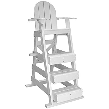 Attractive Tailwind Furniture Recycled Plastic Lifeguard Chair   LG 515