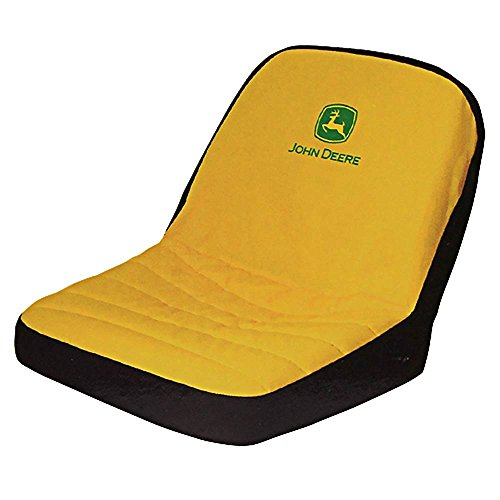 "John Deere Original Lawn Mower or Gator 15"" Seat Cover (Medium) #LP92324"