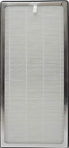 Genuine Replacement Hepa Filter - Medify Air MA-40 Air Purifier Medical Grade True HEPA H13 Genuine Replacement Filter (ME-40)